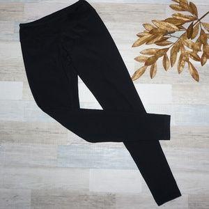 Zella Midrise Black Leggings - Size X-Small